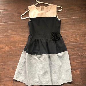 Girls dress 10/12